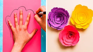 36 PAPER CRAFTS TO HAVE FUN WITH YOUR FAMILY
