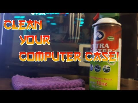 Clean Your PC - S340 Elite system