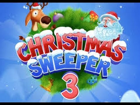 christmas sweeper 3 on android first gameplay