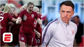 England's Lionesses embracing nerves & excitement   2019 FIFA Women's World Cup