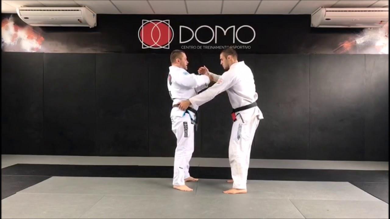 Jiu-Jitsu: Wilson Ulhôa, da GMI Domo, ensina queda sorrateira