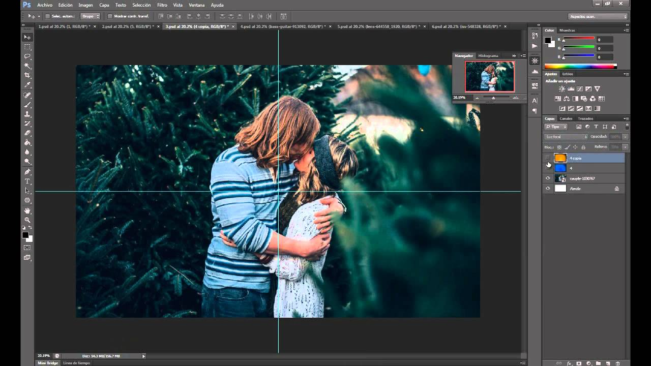 10 Light Filters Photoshop Download