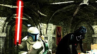How to turn Skyrim into a Star Wars RPG with Mods