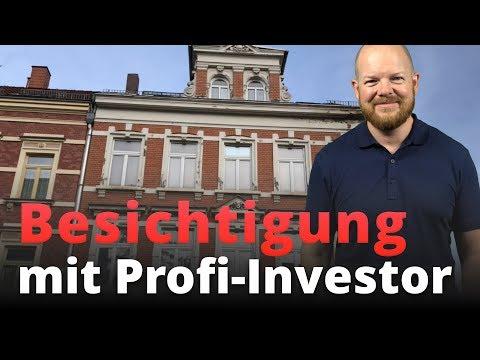 Immobilien Als Kapitalanlage  / Die Objektbesichtigung - Teil 3