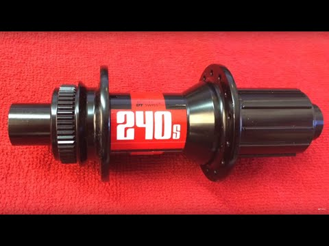 Identify the type of your DT Swiss rear hub.    DT Swiss