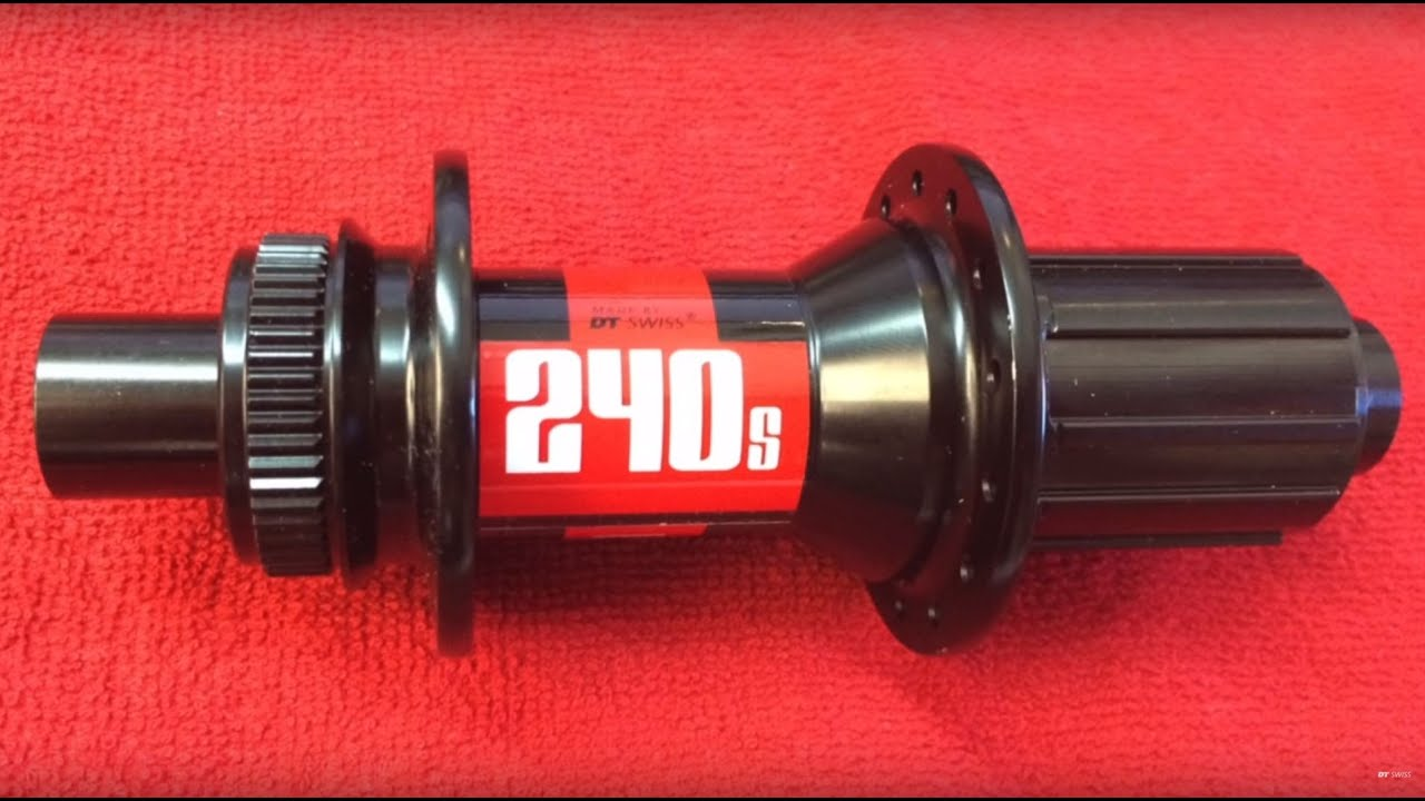 3-pawl 12x142mm TA DT Swiss Shimano 11sp road freehub kit