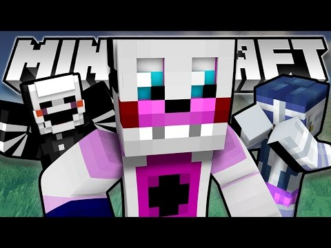 Minecraft Fnaf: Sister Location - Funtime Freddy's Revenge (Minecraft Roleplay)