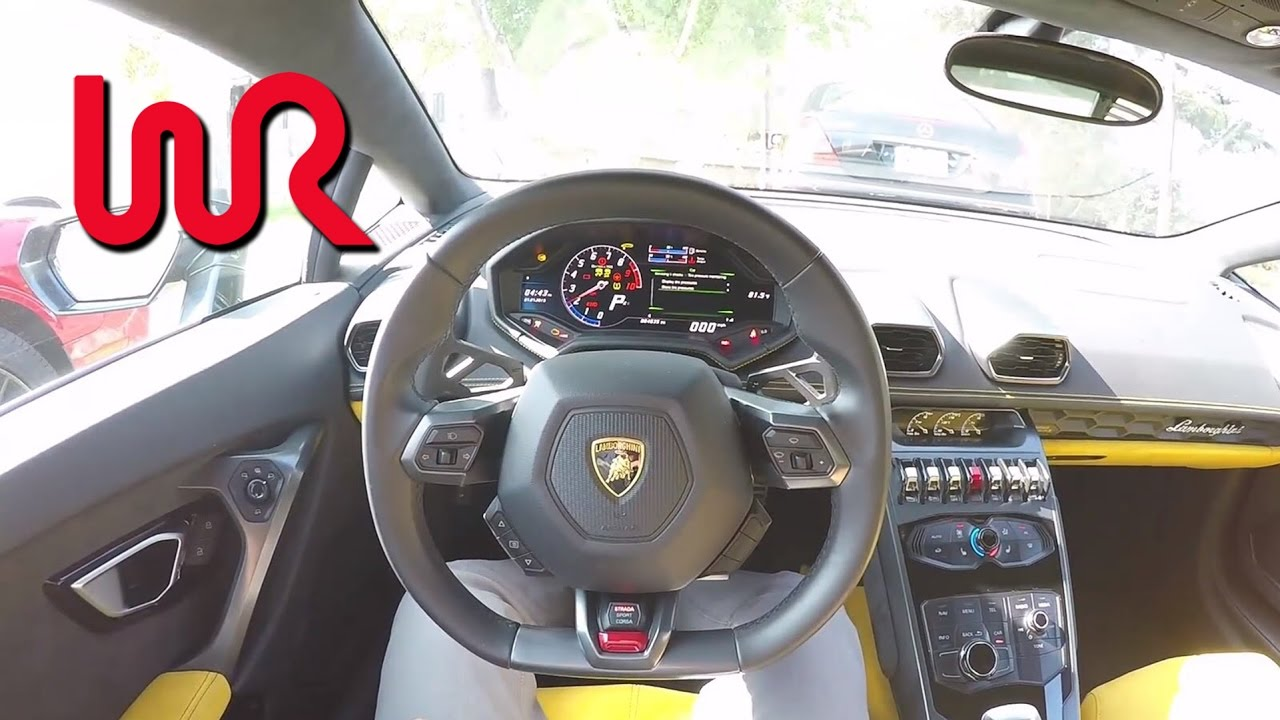 2015 lamborghini hurac n lp 610 4 wr tv pov city drive. Black Bedroom Furniture Sets. Home Design Ideas