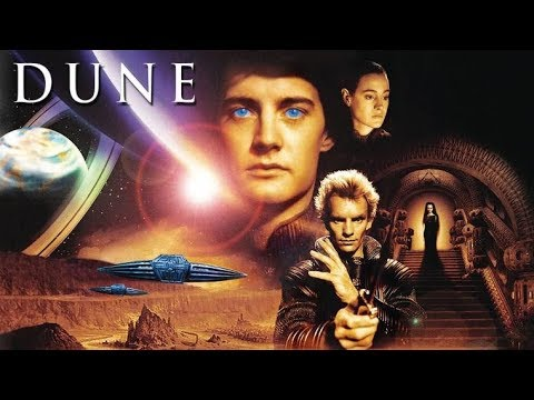 Dune - Official Trailer [HD]
