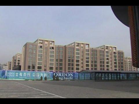 Harga Rumah Jatuh di Kota Hantu Tiongkok