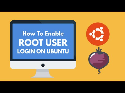Linux: How To Enable ROOT Super User Login In Ubuntu 19.04 (Fast!)