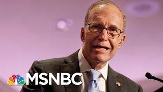 Larry Kudlow Tapped For Chief Economic Advisor | Velshi & Ruhle | MSNBC