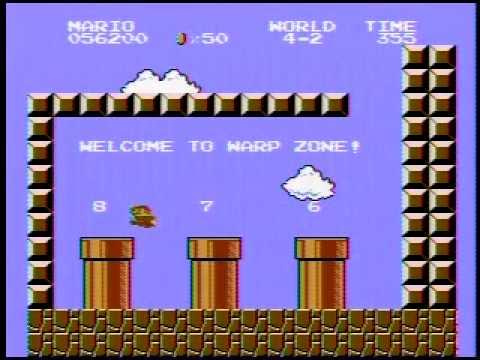 Super Mario Bros. Speedrun - 4:58.09 *Former World Record* - Super Mario Bros. Speedrun - 4:58.09 *Former World Record*