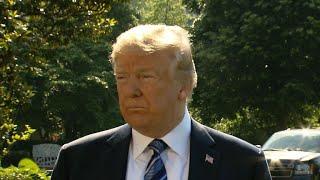 Trump says U.S.-North Korea summit could still happen