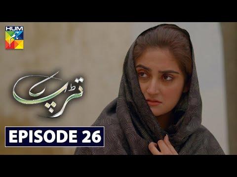 Download Tarap Episode 26 HUM TV Drama 13 September 2020