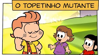 Turma da Mônica - O Topetinho Mutante