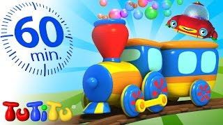 TuTiTu Specials | TuTiTu Train | And Other Surprsing Toys | 1 Hour Special