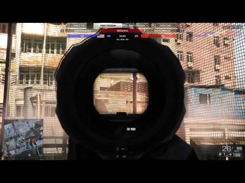 Another BF4 Hacker caught in Spectator!