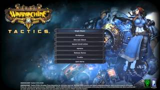 WARMACHINE: Tactics Gameplay Review
