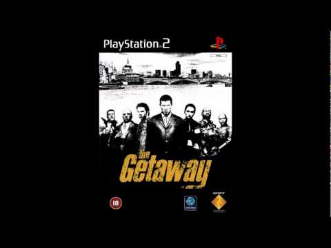 The Getaway Soundtrack - Art Appreciation - Driving to the Reptilian Gallery