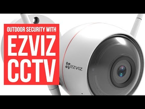Securing your home with the EZVIZ Husky Air Wi-Fi Outdoor Camera - Review | HENRY REVIEWS