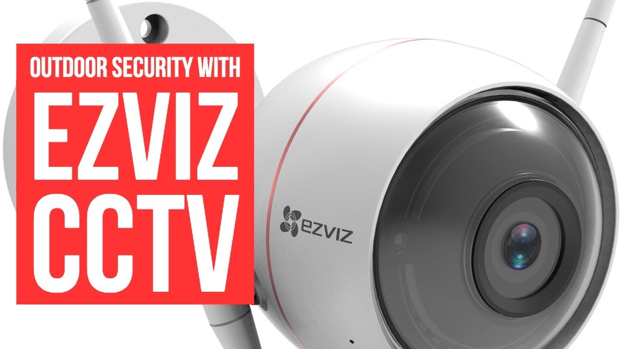 Securing your home with the EZVIZ Husky Air Wi-Fi Outdoor Camera - Review    HENRY REVIEWS