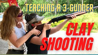 Shooting Clays - Tips for first timers.
