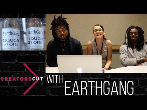 EarthGang break down the many messages in the 'Liquor Store' video on Creators Cut