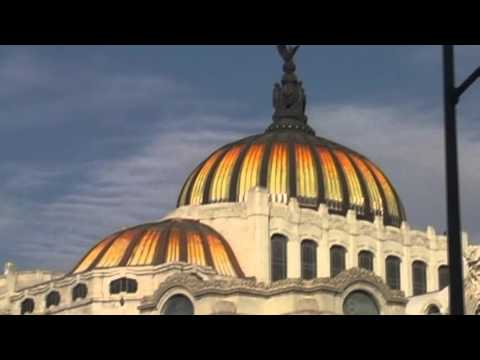 Mexico City Capital Bus sightseeing tour / visita turística