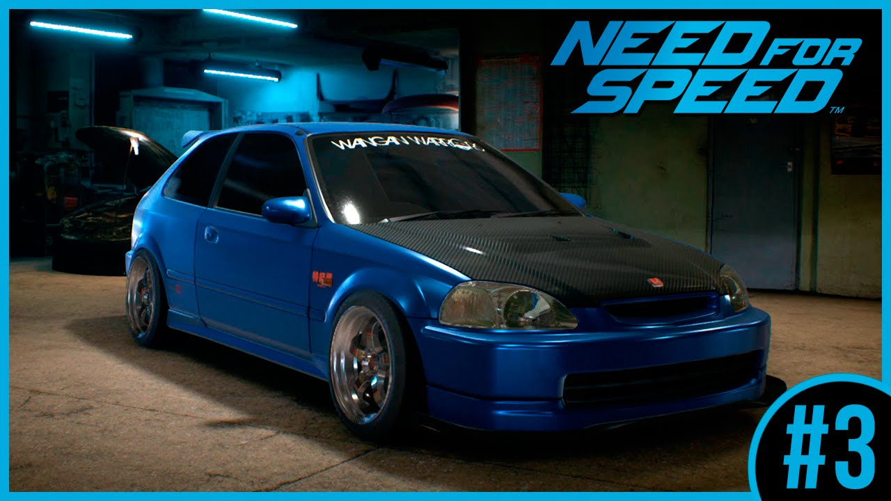 need for speed 2015 3 primeiros upgrades ps4 portugu s youtube. Black Bedroom Furniture Sets. Home Design Ideas