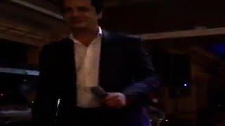 هادي خليل يسجل نجاحًا جديدًا في حفل مطعم