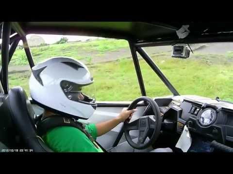 Test Drive UTV POLARIS RZR 1000