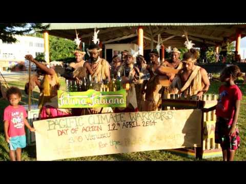 350 Vanuatu Canoe Project