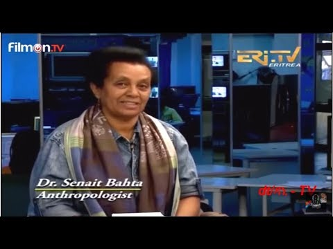 Eri-TV July 2017 - Open Mic with Dr. Senait Bahta (Anthropologist) #Eritrea