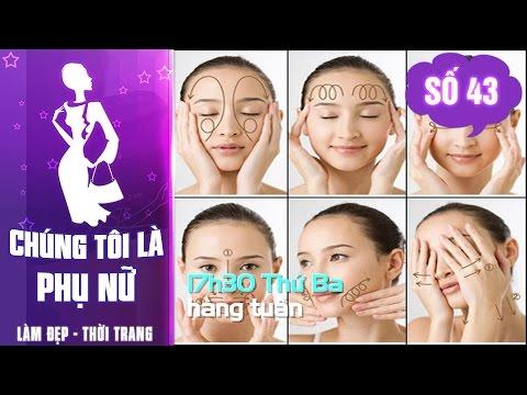 Chống lão hóa da -  Massage tại gia   YOUTV