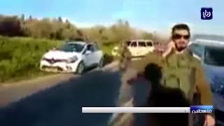 مقتل اثنين من جنود الاحتلال في عملية دهس - (16-3-2018)