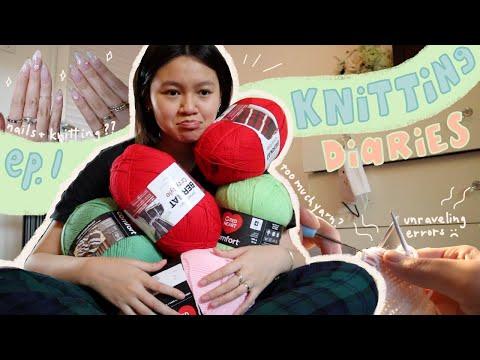 knitting diaries 001