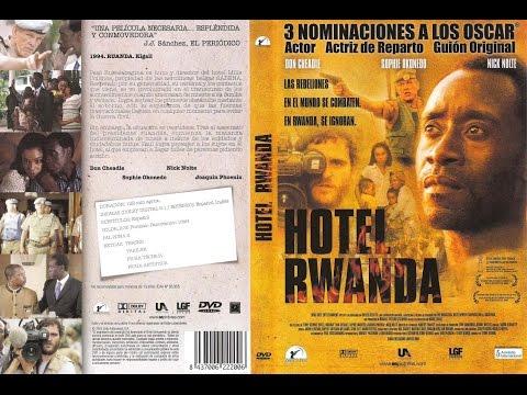Hotel Rawanda 2004   Don Cheadle, Sophie Okonedo, Joaquin Phoenix