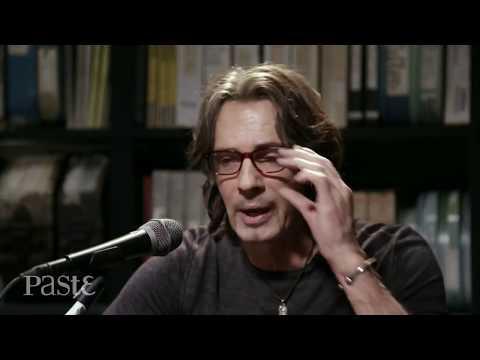 Rick Springfield live at Paste Studio NYC