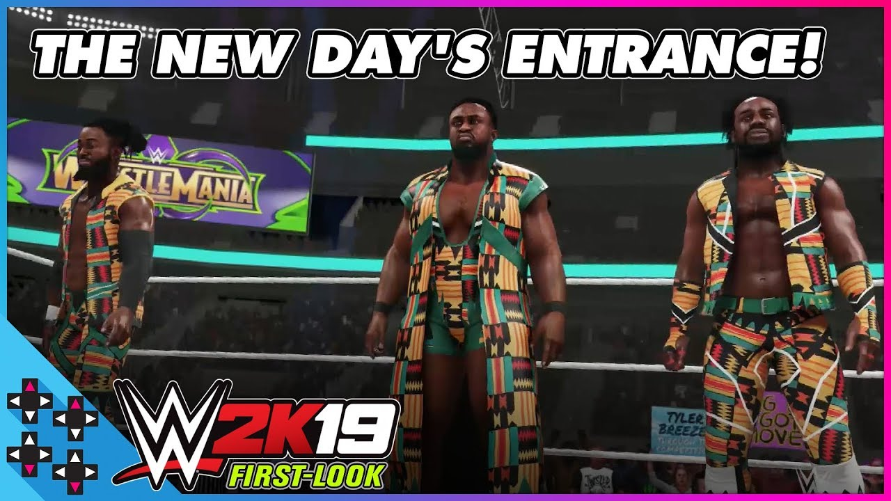 WWE 2K19 My Career Mode Trailer Released, New Entrance and