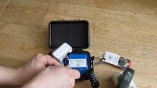 GPS трекер для крупных животных и грузов с длительным временем работы