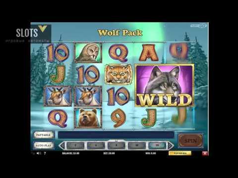 Дикая супер игра на автомате Wild North (Дикий Север)