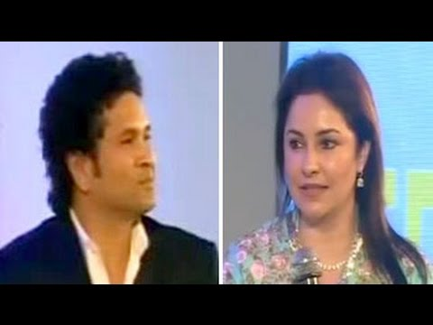 Why it's difficult being Sachin Tendulkar's wife