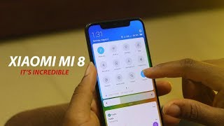 Xiaomi MI 8 - It