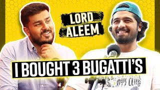 Lord Aleem: Starting Platinum Executive Travel, Buying THREE Bugatti's, & More || CEOCAST #28
