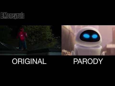 DisneyPixar's SPIDERMAN: HOMECOMING SideBySide W  3 USA Version
