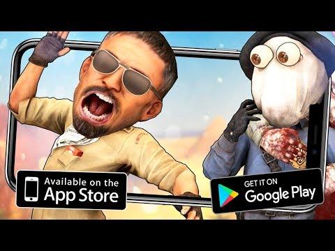 😍ТОП 7 CS:GO НА АНДРОИД и iPhone! КРУТЫЕ КЛОНЫ игро день
