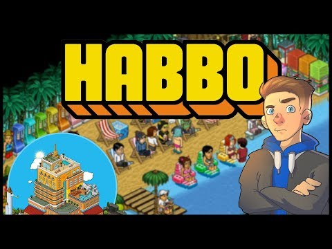 Habbo Hotel: The Chatroom Scam