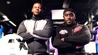 Rimzee - Voice Of The Streets Freestyle W/ Kenny Allstar on 1Xtra