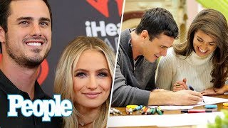 'The Bachelor's' Caila Quinn Reacts To Ben Higgins & Lauren Bushnell's Split | People NOW | People
